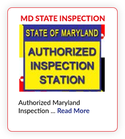 MD State Inspection Edgewater, MD