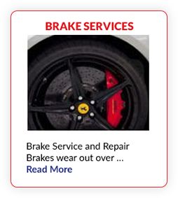 Brake Service Edgewater, MD